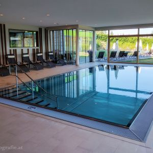 Der Indoor-Pool